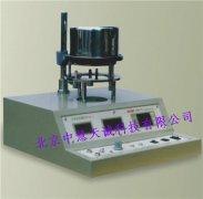 平板稳态法热导率测试仪采用国标热电偶测量温
